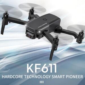 2020 KF611 Drone 4K HD 1080P Wide Angle Camera WIFI Fpv Hight Hold Quadcopter
