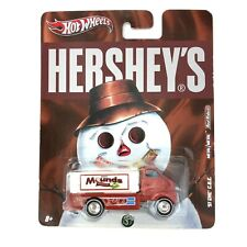 Hot Wheels Hershey's Mounds 1951 51 GMC COE Delivery Candy Truck Die Cast 1/64
