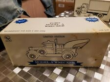Amoco Ford Model A Wrecker Bank 1/25 Scale BRAND NEW