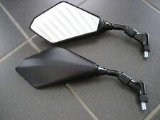 1 PAAR SPIEGEL BLACKLINE Honda CB600 CB900 HORNET mit TÜV NEUWARE NEW OVP