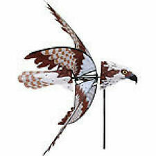 Petite Flamingo Whirly Wing Staked Wind Spinner..10.. PR 25047