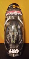 Star Wars Titanium Series Green A-Wing Starfighter Die-Cast Vehicle New Sealed