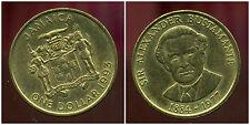 JAMAIQUE 1 dollar  1993