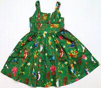 New Disney Parks The Dress Shop Enchanted Tiki Room Birds Youth Dress XXS-XL