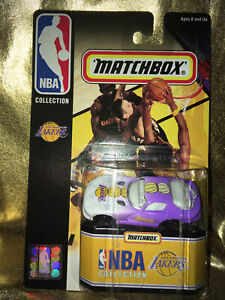Kobe Bryant LA Lakers Matchbox 1:64 Diecast Car. Brand New Still Sealed. Free Sh