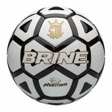 50% off! Brine Phantom Soccer Ball - Size 4 - Black - Free Shipping