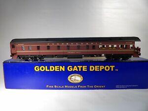 Golden Gate 3-Rail Observation Passenger Car Federal Hall.