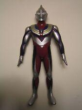 "Ultraman Tiga Sky Vinyl Action Figure Bandai 1996 6 1/2"""