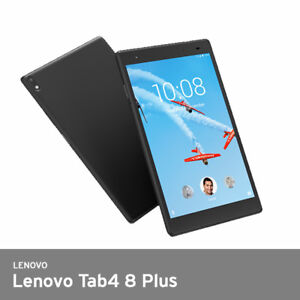 """Lenovo Tab4 8 Plus Gaming 8"""" Wi-Fi Octa 2.0GHz 4G/64G FHD Android 7.1 Blk or Wht"""