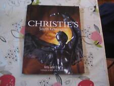 Christies catálogo artes y artesanías MAY02