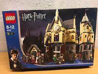 HARRY POTTER LEGO 4757 HOGWARTS CASTLE NEW SEALED