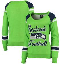 brand new 1e2e2 6184a Seattle Seahawks Women NFL Sweaters for sale | eBay