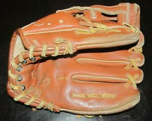 """WILSON ROGER CLEMENS A2160 10"""" Youth RHT Leather Glove Mitt Right Hand"""