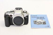Canon EOS ELAN II Film SLR Camera EXCELLENT CONDITION - A2 E Rebel 2000 Kiss 7