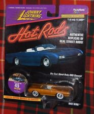 Thom Taylor's Bad Bird #45 Hot Rods Series 4 Johnny Lightning USA Import