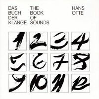 """HANS OTTE - THE BOOK OF SOUNDS (DAS BUCH DER KL""""NGE) USED - VERY GOOD CD"""