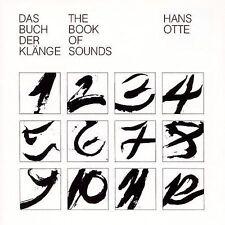 The Book of Sounds (Das Buch der Klänge) by Hans Otte (CD, 1983, Kuckuck)