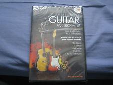 Musicalis INTERACTIVE GUITAR Workshop. Clapton, Santana, BOB DYLAN, BOB MARLEY