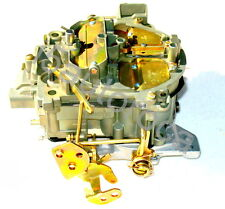 72 ROCHESTER QUADRAJET 4MV CARBURETOR CHEVY 1972 350 ENGINE LIKE EDELBROCK 1901