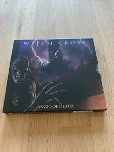 Witch Cross - Angel Of Death - CD 2021