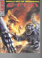 G-Fan #56 Godzilla Fan Magazine Kaiju Rodan The Last War May/June 2002