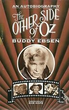"""Buddy Ebsen Autobiography """"The Other Side of Oz"""". Signed and inscribed book"""