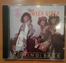 The Jones Girls, Coming Back Cd