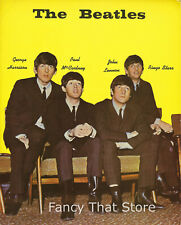 """The Beatles Vintage 8"""" x 10"""" Color Photo 