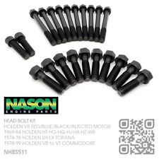 NASON HEAD BOLT KIT 253 308 V8 RED & BLUE [HOLDEN HT-HG-HQ-HJ-HX-HZ-WB & MONARO]