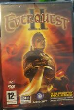 EverQuest II 2  - PC Online Role Playing PC Brand New