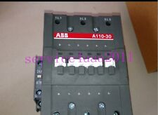 NEW ABB Contactor A110-30-11 AC 220V  2 month warranty