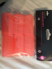 Self grip hair rollers set of 6 plastic rollers from Wilko for styling hair