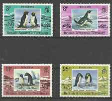 Timbres Oiseaux Antarctique GB 78/81 ** lot 15259
