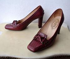 Block Wear to Work Pumps, Classics Medium (B, M) Heels for Women