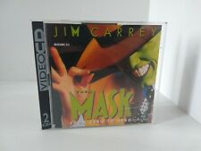 The Mask Video CD Jim Carrey Movie, Dutch Release English Movie