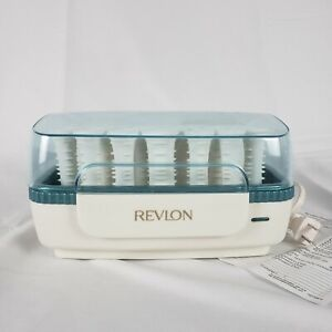Revlon Ultra Hair Curlers 20 Hot Rollers  RV251 Tested With Clips Pageant