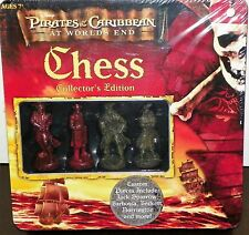 Pirates of the Caribbean At Worlds End Chess Collector's Edition