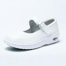 White Nurse Shoes Nursing Work Shoes Newest Resistant Comfort Mary Jane Slip