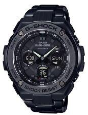 New Casio GSTS110BD-1B G-Shock G-Steel Tough-Solar Ana-Digital Men's Watch