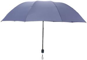 Paradise 10 Ribs Windproof Travel Umbrella,60 Inch Extra Large Folding Umbrella(