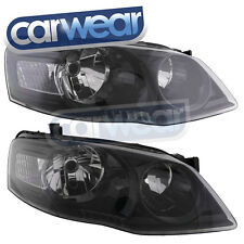 FORD BF '06-'08 BLACK ALTEZZA HEAD LIGHTS BF2 SERIES 2 XT FALCON OEM STYLE -RHS