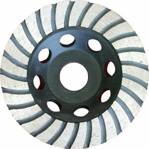 Diamond Grinding Cup Disc Wheel For Floor or Angle Grinder Concrete & Hard Stone
