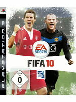 FIFA 10 von Electronic Arts GmbH Fussball Spiel für Sony Playstation 3 PS3, TOP!