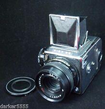 Camera Kiev 88 #8306315,  6x6cm120 film,MC Volna-3 Russian USSR, EX!