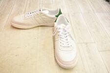 Gola Inca Leather Casual Sneaker - Men's Size 12 - White/Green