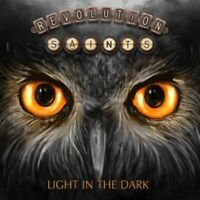 Revolution Saints - Light in the Dark - New CD/DVD Album