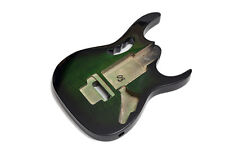 Cuerpo guitarra eléctrica JEM verde - Green JEM Basswood electric guitar body