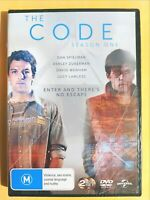 The Code [2 DVD Set] Region 4, BRAND NEW & SEALED, Free Fast Post from NSW
