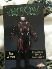 The  arrow  tv series  the atom   limited edition   collectable   statue figure