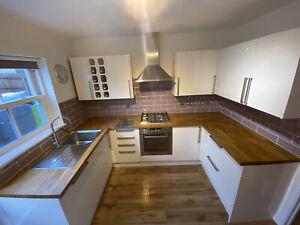 Wickes Oak Kitchen Units Sets For Sale Ebay